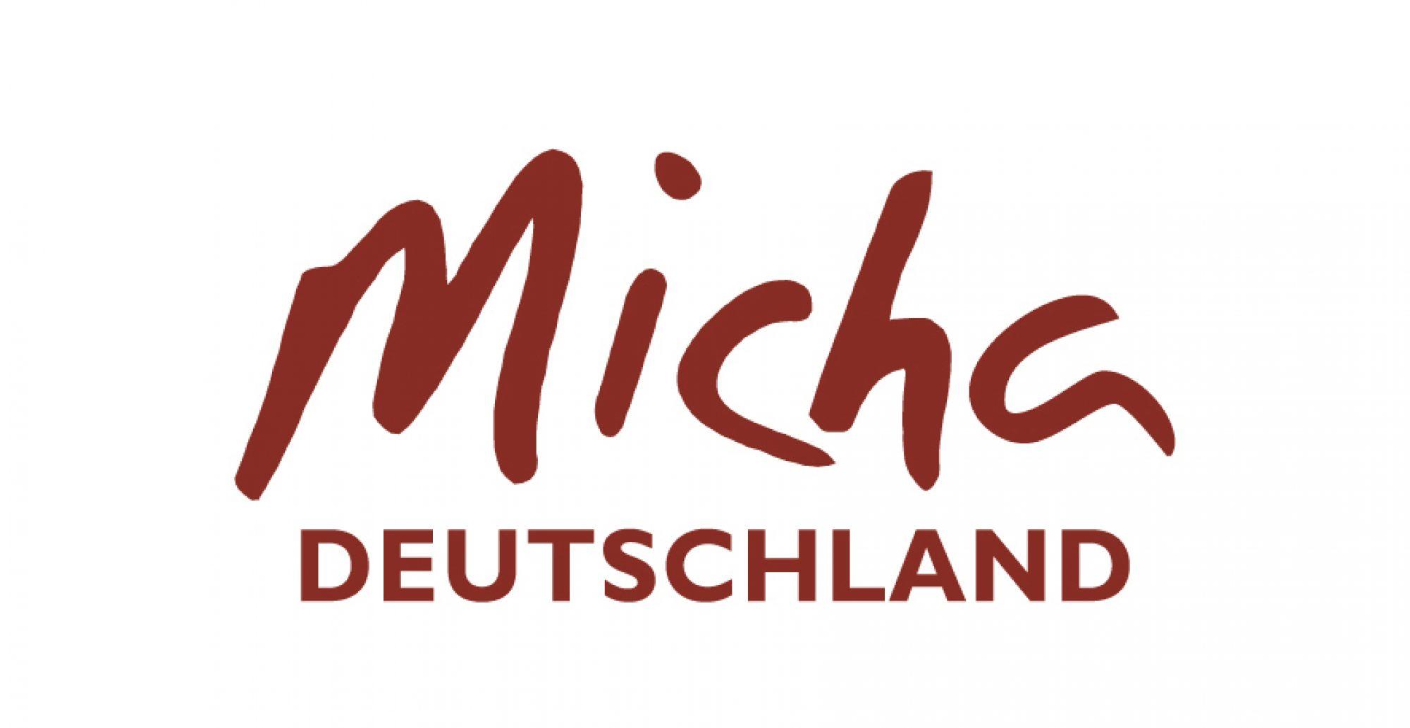 Logo von Micha Deutschland