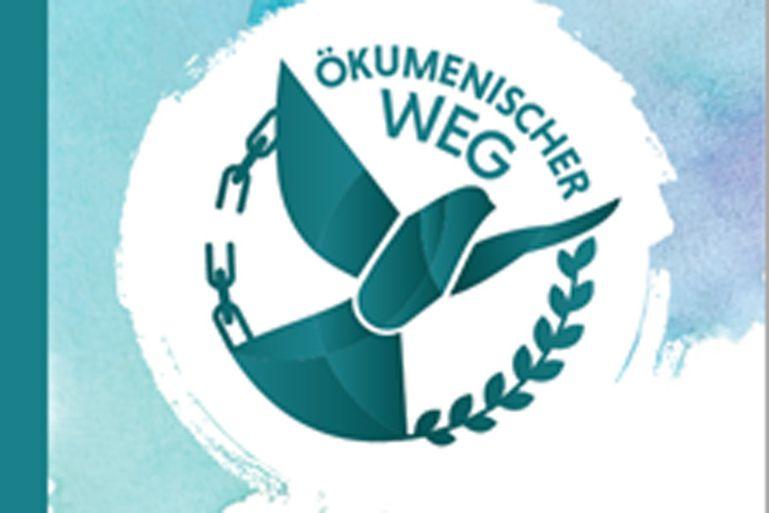Logo vom Ökumenischen Weg